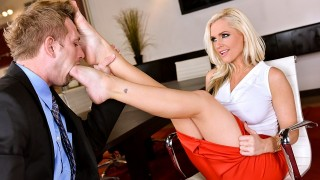 Alena Croft – Ms. Croft's Sexy Executive Decision