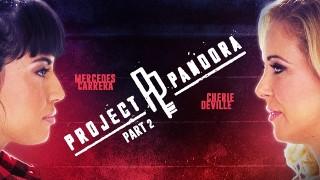 Cherie DeVille & Mercedes Carrera – Project Pandora: Part Two