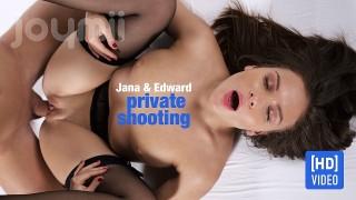 Jana Q. – Private shooting