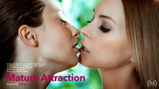 Dorothy Black & Talia Mint – Mature Attraction Episode 2 – Allure
