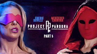 Cherie Deville & Mercedes Carrera – Project Pandora: Part Five