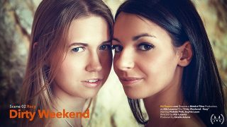 Sophia Laure & Violette Pink – Dirty Weekend Episode 2 – Racy