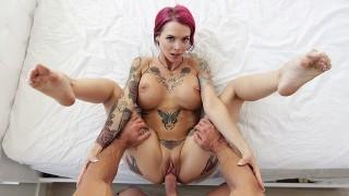 Anna Bell Peaks – Tattooed Tits