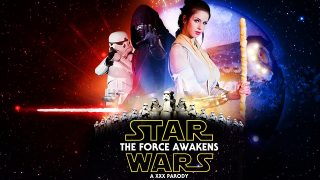 Stella Cox – Force Awakens: A XXX Parody