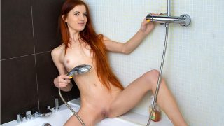 Katya Blue – Shower Play