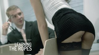 Carolina Abril – Learning the Ropes