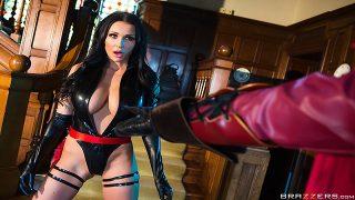 Patty Michova – XXX-Men: Psylocke vs Magneto (XXX Parody)