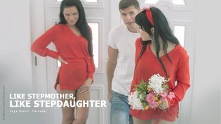 Inga Devil & Taissia – Like Stepmother, Like Stepdaughter