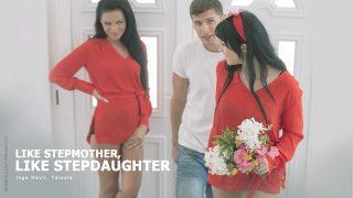 Inga Devil & Taissia – Like Stepmother, Like Stepdaughter