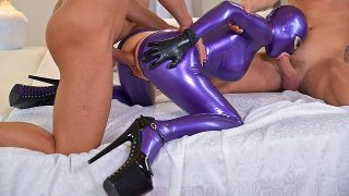 Latex Lucy – Latex Spanking Therapy, Part 2