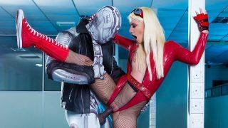 Jessie Volt – London Knights: A Heroes and Villains XXX Parody Series-Episode 3