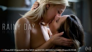 Nathaly Cherie & Samantha Bentley – Rainy Day