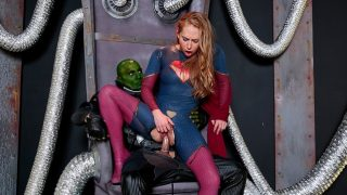 Carter Cruise, jessica drake, Katrina Jade & Riley Steele – Supergirl XXX: An Axel Braun Parody
