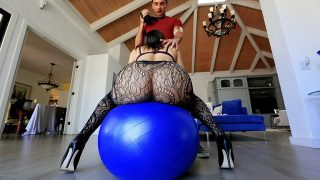 Abella Danger – Abella Danger's Sloppy Blowjob