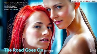Kira Zen & Leila Smith – The Road Goes On – Reloaded Episode 3 – Carouse