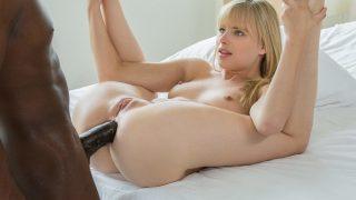 Jillian Janson – Blonde fiance gets huge bbc in her ass