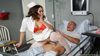 Lily Love – Perks Of Being A Nurse