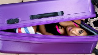 Nicole Bexley – Black Girl in a Suitcase