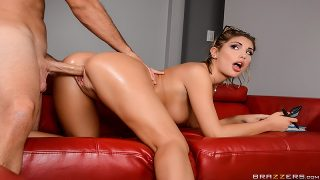 August Ames – Study Buddies