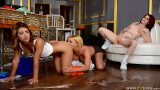 Krissy Lynn, Sheena Rose & Uma Jolie – Outing The Outed