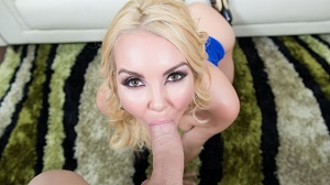 Aaliyah Love – Sloppy BJ