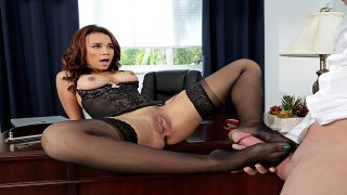 Raven Redmond – Naughty Office