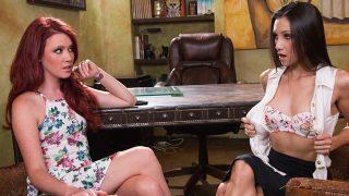 Elle Alexandra & Celeste Star – My Sex Therapist: Part One