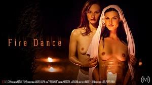 Ariadna & Margot A – Fire Dance