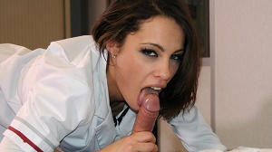 Nikita Bellucci – Nikita, The Naughty Nurse Anal Fucked