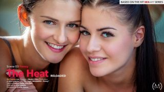 Eveline Dellai & Kira Zen – The Heat – Reloaded Episode 3 – Frenzy