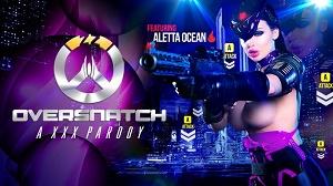 Aletta Ocean – Oversnatch: A XXX Parody