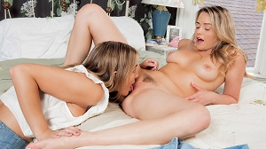 Mia Malkova & Blair Williams – The Preacher's Daughter