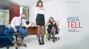 Holly Kiss & Penelope Cum – Kiss And Tell