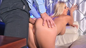Nathaly Cherie – One On One – Blonde Dancer Ass Fucked At The Strip Club