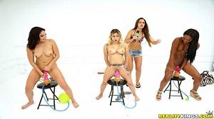 Adrian Maya, Kylie Cupcake, Marsha May, Ocean Pearl, Olivia Lua & Sasha Bleou – Sweet Juice