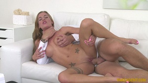 Silvia Dellai – Great Tits Model Fucked from Behind