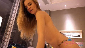 Rachel James – You take every chance you get in London to cum on or in Rachel
