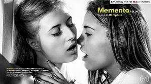 Aria Logan & Penelope Cum – Memento – Reloaded Episode 4 – Recapture
