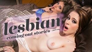 Anna De Ville & Elena Koshka – Lesbian Coming Out Stories: Part One