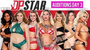 Jenna J Foxx, Jillian Janson, Kleio Valentien, Luna Star & Shane Blair – DP Star 3 Audition Episode 3