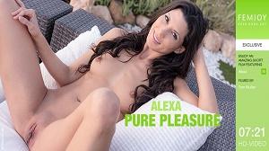 Alexa – Pure Pleasure