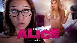 Sara Luvv & Adriana Sephora – The Faces of Alice: Part Two