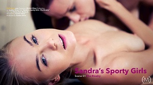 Chelsy Sun & Nancy A – Sandra's Sporty Girls Episode 1 – The Rivalry
