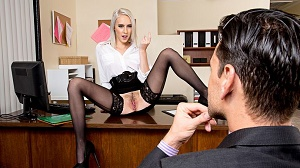Cadence Lux – Naughty Office