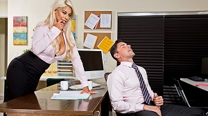 Bridgette B. – Naughty Office
