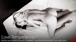 Alexis Brill, Nesty A & Natasha Starr – Love Temperances 2