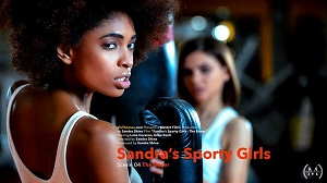 Erika Korti & Luna Corazon – Sandra's Sporty Girls Episode 4 – The Boxer