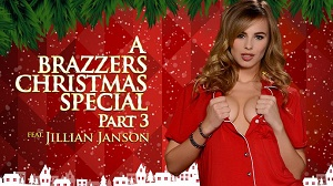 Jillian Janson – A Brazzers Christmas Special: Part 3