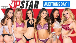 Alexa Grace, Anya Olsen, Lily Adams & Nina North – DP Star 3 Audition Episode 1