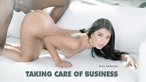 Gina Valentina – Taking Care Of Business